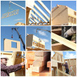 Stock Photo: Carpentry work