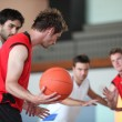 Basketball game — Stock Photo #8341589