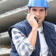 Stock Photo: Project manager
