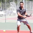 Tennis player — Stockfoto #8392740