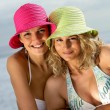 Stock Photo: Sisters beach