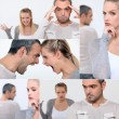 Couple arguing — Stock Photo #8410323
