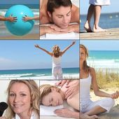 Beauty and relaxation — Stock Photo