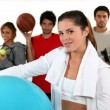 Different sports — Stock Photo #8476242