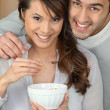 couple happy — Stockfoto