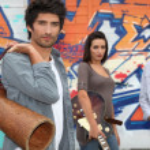 Urban band. — Stock Photo