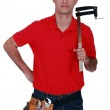 Craftsman — Stock Photo
