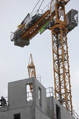 Tower crane — Stock Photo