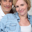Couple — Stock Photo #8550452