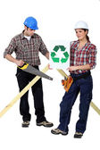 Recyclable materials — Stock Photo