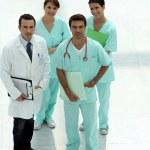 nemocniční personál — Stock fotografie