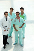 Hospital personnel — Stock Photo