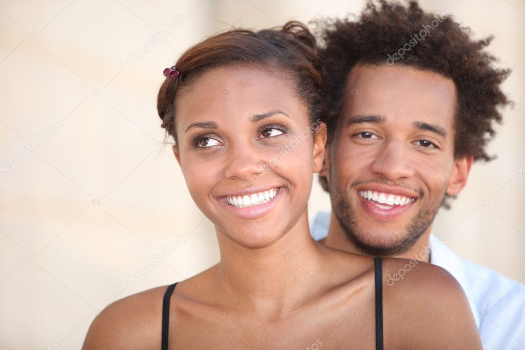 Happy couple — Stock Photo #8566568