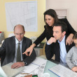 Architectural firm — Stock Photo #8575556