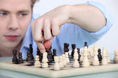 And chess mate! — Stock Photo