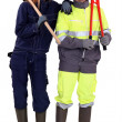 Construction workers — Stock Photo #8662199