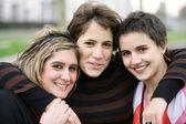 União feminina — Foto Stock