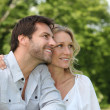 Couple — Stock Photo #8754217
