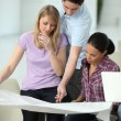 Colleagues working together — Stock Photo #8771198