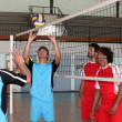 Volley-ball players — Stock Photo #8818117
