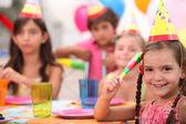 Child's birthday party — Stock Photo