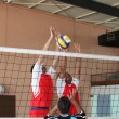 Volleyball game — Stock Photo #8930158