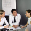 Business meeting — Stock Photo #8957077