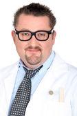 Yabancı doktor — Stok fotoğraf