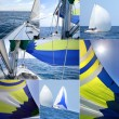 zeilboot — Stockfoto #9047383