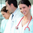 Medical team — Stock Photo #9063753