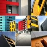Contemporary Architecture — Stock Photo