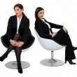 Two businesswomen — Stock Photo #9154281