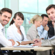 Business meeting — Stock Photo #9169280