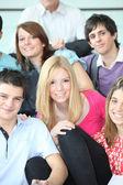 College classmates — Stock Photo