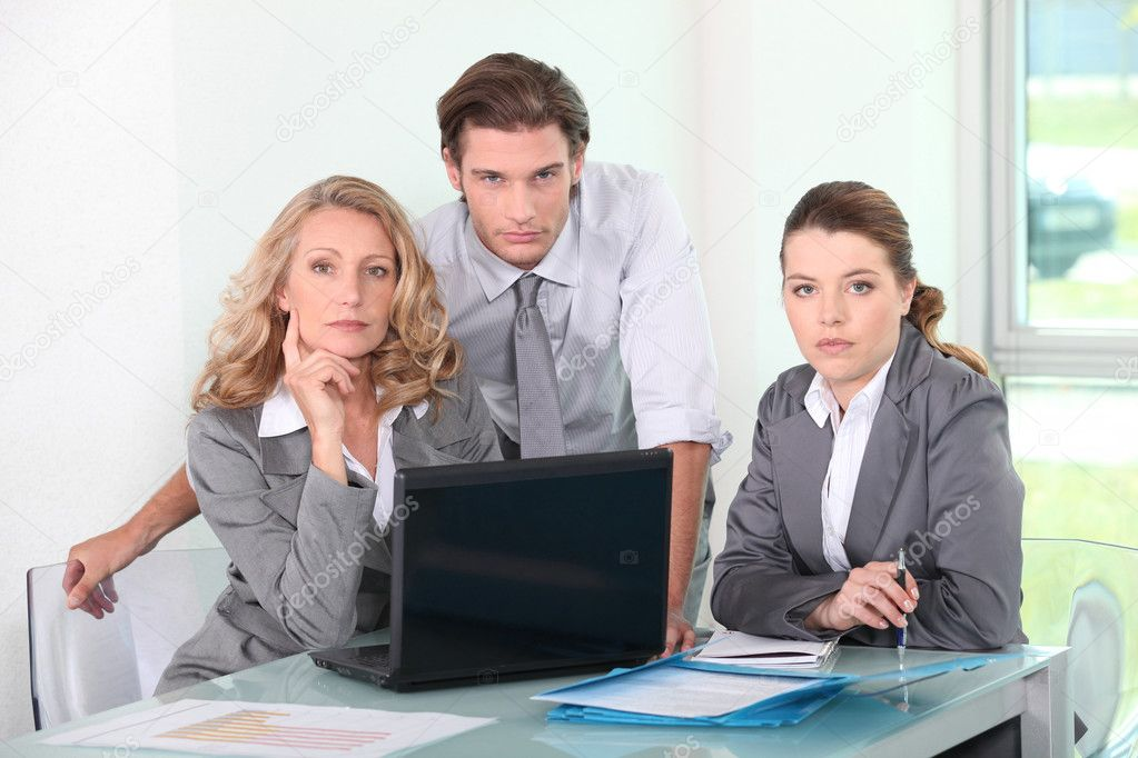 Meeting — Stock Photo #9169407