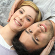 Young couple in love — Stock Photo #9170899