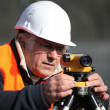 Stock Photo: Chartered surveyor