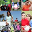 Sport for All — Stock Photo #9217204