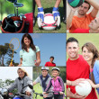 Sport for All — Stockfoto