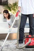 Sharing out of chores — Stock Photo