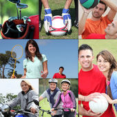 Sport for All — Stock Photo