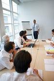 Office presentation — Stock Photo