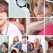 Stock Photo: Images of adolescence