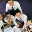 Young business team — Stock Photo #9233365