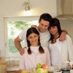 Family Breakfast — Stock Photo #9234088