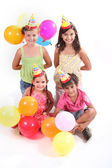 Child Birthday Party — Stock Photo
