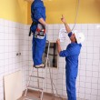 Electricians — Stock Photo #9584969