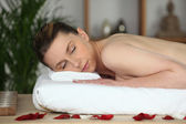 Relaxation session — Stock Photo