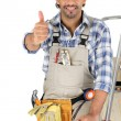 Motivated artisan — Stock Photo #9670395