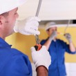 Craftsmen working together — Stock Photo #9672295